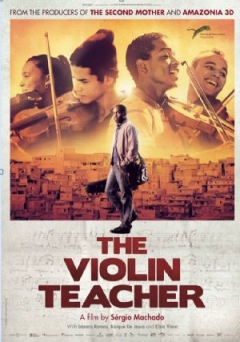 The Violin Teacher poster