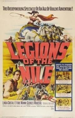 Le legioni di Cleopatra (1959)