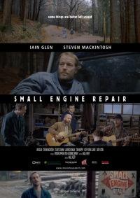 Small Engine Repair Trailer