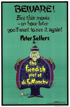 The Fiendish Plot of Dr. Fu Manchu (1980)