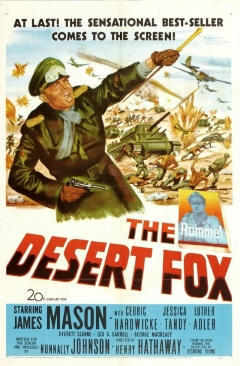 The Desert Fox: The Story of Rommel Trailer