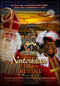 Sinterklaas en het Pakjes Mysterie (2010)