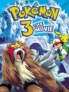 Pok?n 3 the Movie: Spell of the Unown