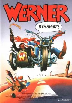 Werner - Beinhart! (1990)