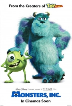 Monsters, Inc. Trailer
