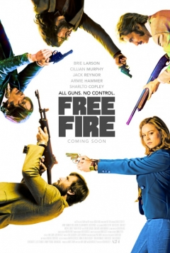Free Fire - Official Red Band Trailer
