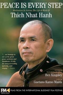 Peace Is Every Step: Meditation in Action: The Life and Work of Thich Nhat Hanh (1998)