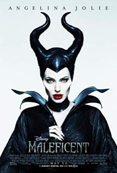Maleficent 2D