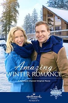 Filmposter van de film Amazing Winter Romance (2020)