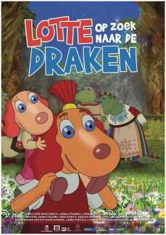 Lotte op zoek naar de draken (2019)