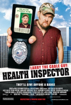 Larry the Cable Guy: Health Inspector Trailer