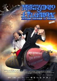 Mortadelo and Filemon: Mission - Save the Planet (2008)