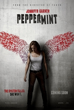 Peppermint - trailer 1