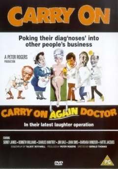 Carry on Again Doctor Trailer