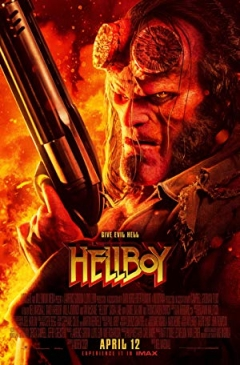 Chris Stuckmann - Hellboy - movie review