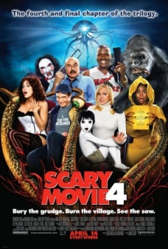 Scary Movie 4 Trailer