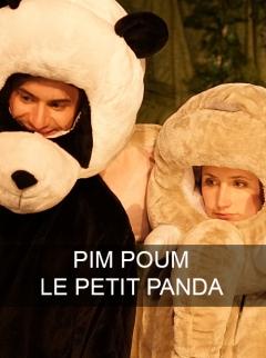 Pim-Poum le petit panda (2014)