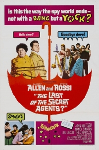 The Last of the Secret Agents? (1966)