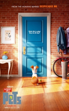 Blind Film Critic - The secret life of pets movie review