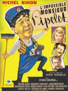 L'impossible Monsieur Pipelet (1955)