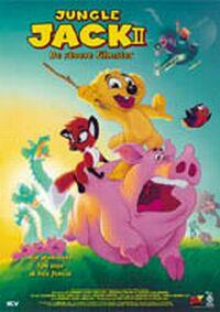 Jungledyret 2 - den store filmhelt (1996)