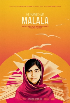 He Named Me Malala Trailer