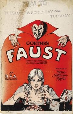 Faust - Eine deutsche Volkssage (1926)