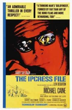 The Ipcress File Trailer