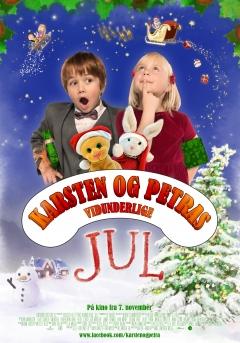 Karsten og Petras vidunderlige jul (2014)