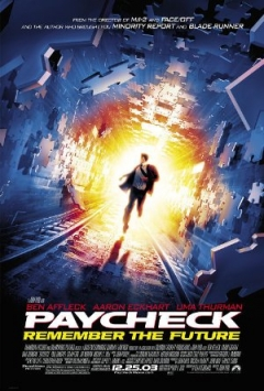 Paycheck Trailer