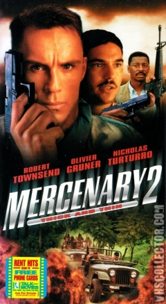 Mercenary II: Thick & Thin (1997)