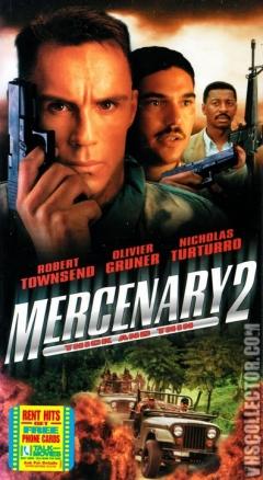 Mercenary II: Thick & Thin (1997)