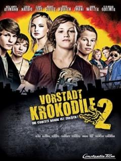 De krokodillenbende slaat terug (2010)