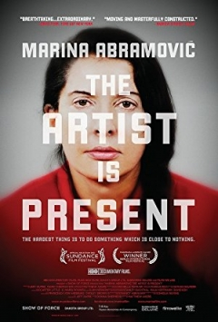 Marina Abramovic: The Artist Is Present Trailer