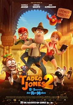 Tadeo Jones 2: El secreto del Rey Midas Trailer