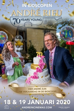André Rieu: 70 Years Young (2020)