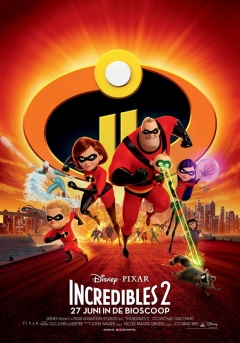 The Incredibles 2 - Trailer