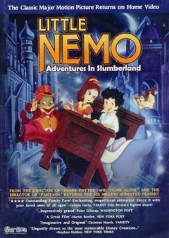 Little Nemo: Adventures in Slumberland (1989)