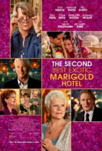 The Second Best Exotic Marigold Hotel (2015)