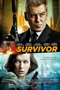 Survivor - International Trailer #1