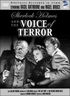 Sherlock Holmes and the Voice of Terror