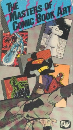 The Masters of Comic Book Art (1987)