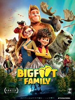 Bigfoot Family Trailer