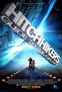 The Hitchhiker's Guide to the Galaxy Trailer