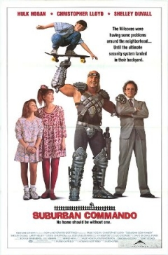 Suburban Commando Trailer