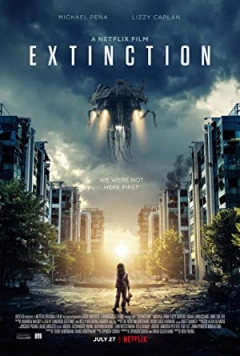 Extinction - official trailer