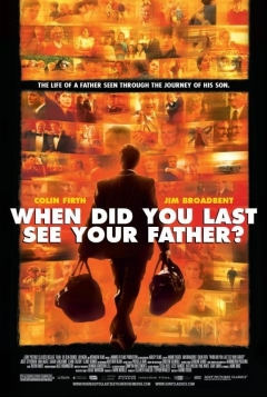 And When Did You Last See Your Father? Trailer