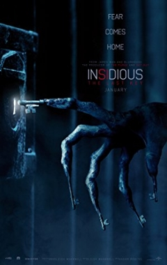 Chris Stuckmann - Insidious: the last key - movie review