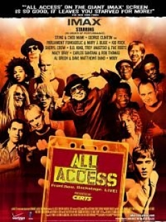 All Access: Front Row. Backstage. Live! (2001)