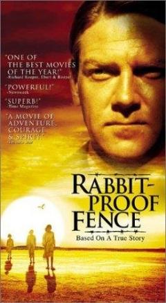 Rabbit-Proof Fence Trailer
